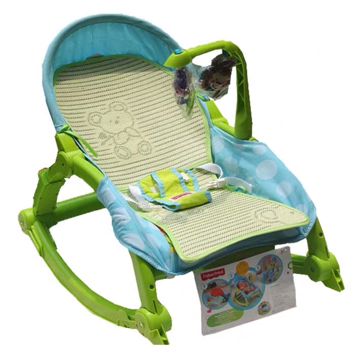 Exquisite Three Rocking Chair Baby Stroller Mat Bouncr Fisher Cool Seats Infant Stroller Mat (no Chair)