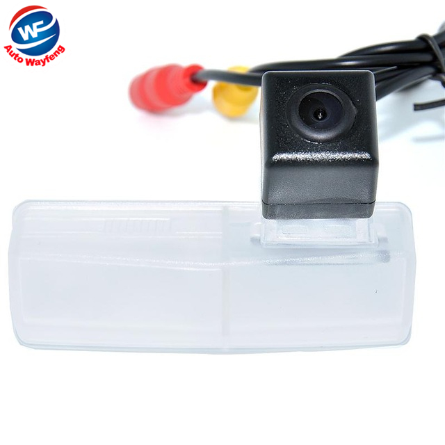Factory Selling Special Car Rear View Camera Wide Angle Night Vision For Toyota Rav4 2013 camera Reverse Parking Camera
