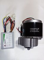 MY1016Z2 250W 36V DC brushed motor , E bike kit,electric bike conversion kit , electric bicycle kit