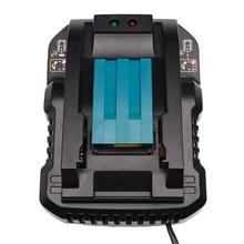 Dc18Rc 14,4 V 18V Li Ion Batterie Ladegerät 4A Ladestrom Für Makita Bl1830 Bl1430 Dc18Rc Dc18Ra Werkzeug Akku uns Stecker