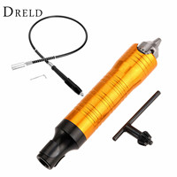 18x1.5mm Flexible Shaft Tube for Electric Engraving Grinding Machine +6.5mm Handle Pen Grip Dremel Accessories Rotary Tools