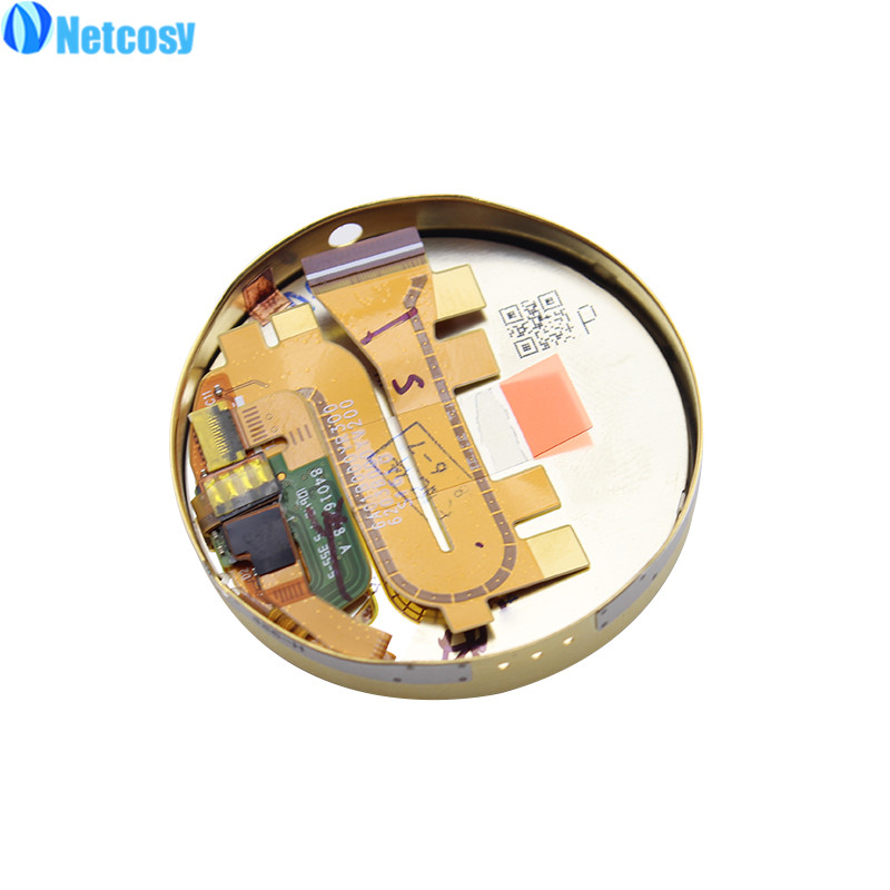Image 3 - Gold LCD Screen For Moto Series 2 42mm 46mm LCD Display Touch  Screen Digitizer Assembly For Motorola Moto 360 2nd Gen 42mm 46mmMobile  Phone LCD Screens