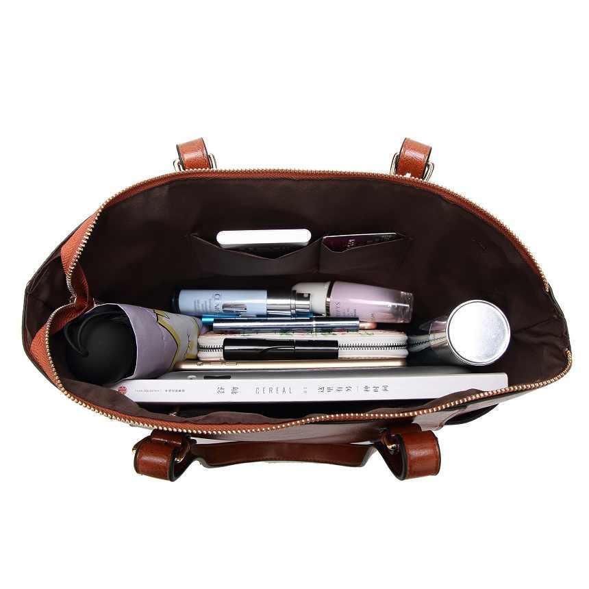 Designer Handtassen Hoge Kwaliteit Echt Lederen Tassen Voor Vrouwen 2020 Vrouwelijke Messenger Bag Vintage Dames Schouder satchel Bag N412