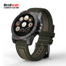 N10 Outdoors Smartwatch Android IOS Bluetooth Waterproof Digital watch Heart Rate Monitor Watch Compass Smart Mobile
