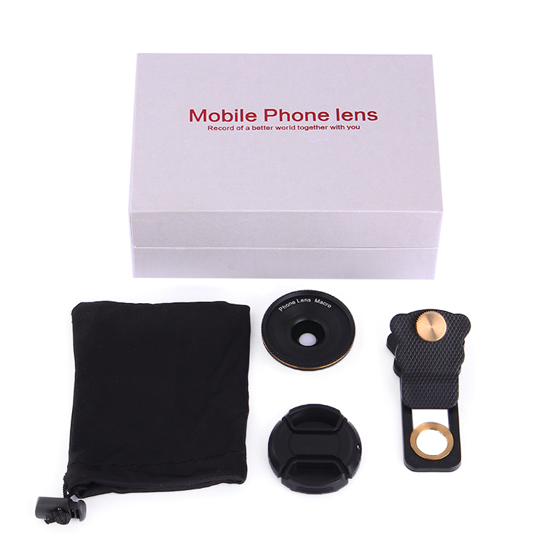 2016 NEWEST Lentes mobile phone Macro Lens 20X Super Cellphone Macro Lenses Schott Glaswerke for Huawei xiaomi iphone 4 5 5s 6 7