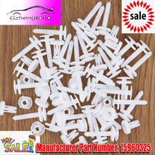 50pcs New OE Replacement car Door Retainer Panel Clips for G M 15960325 Chevrolet C1500 C2500 K1500 K2500 Suburban Blazer Tahoe
