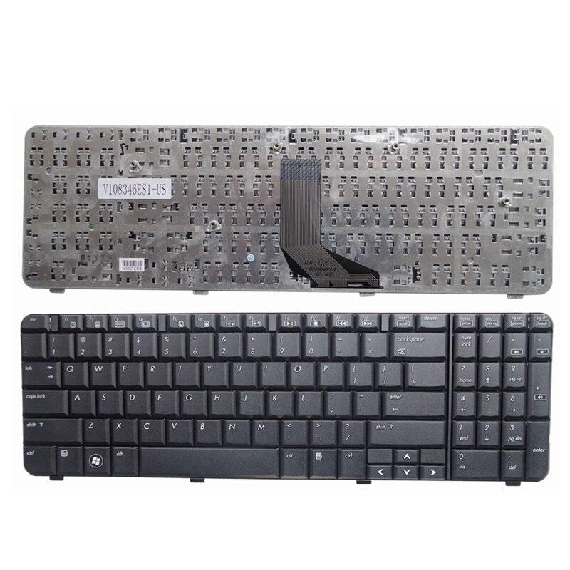 YALUZU US Layout Keyboard for HP Compaq CQ61 G61 G61 336NR G61 632NR G61 327CL CQ61 320CA G61 423ca G61 400ca Laptop keyboard-in Replacement Keyboards from Computer & Office