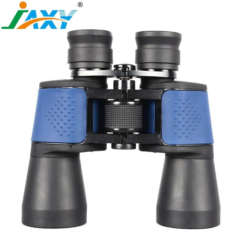 JAXY 7X50 BAK4 Prism Zoomable HD Binoculars 119m/1000m Long Range Hunting Spotting Scopes Binoculos Telescopio Camping Binocolo free shipping 2015 new 8x42 waterproof bak4 roof prism binoculars 118m 1000m long range high end binoculars hot sale