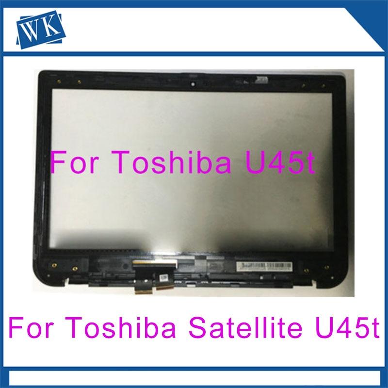 Toshiba Satellite L40T Series Touch Glass Digitizer