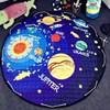 150CM Cotton Baby Carpet Play Mat For Children Carpet Rug Baby Play Carpet For Kids Toys