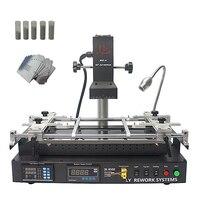 LY IR8500 Инфракрасная паяльная станция для ноутбука подготовки Отопление размер IR8500 больше Отопление Размер чем IR6500
