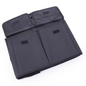 Image 5 - Kawosen 600Dオックスフォード片付けインテリアホルダー、カー折りたたみトランクオーガナイザー収納バッグ、ユニバーサル自動リアラックHDTO02
