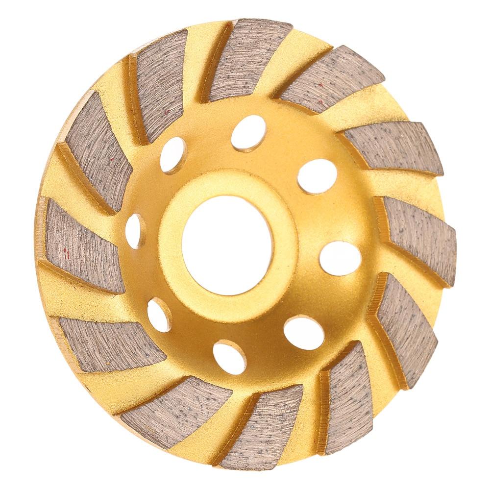 Diamond Segment Grinding Wheel Disc Bowl Shape Grinder Cup
