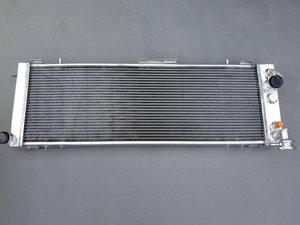 Image 2 - 3 Rows Aluminum Radiator & 3* FAN 1991 2001 For JEEP Cherokee XJ 4.0 242 CID L6 91 92 93 94 95 96 97 98 99 00 01 Low Price