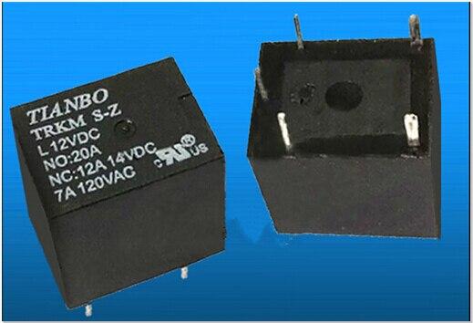 HOT NEW relay TRKM-S-Z-12VDC TRKM-S-Z 12VDC TRKM S-Z L 12VDC TRKM-S-Z-L-12VDC TIANBO DIP5