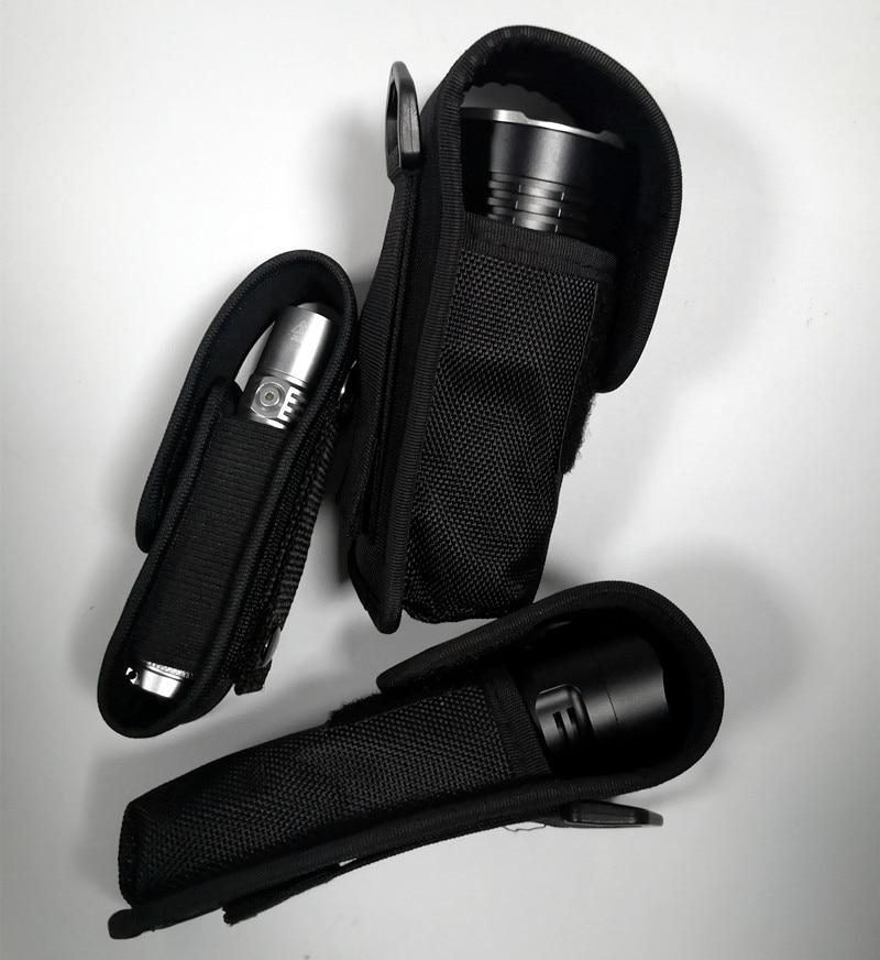 Good Quality Flashlight Holster Flashlight Protect Case For Sofirn Flashlight