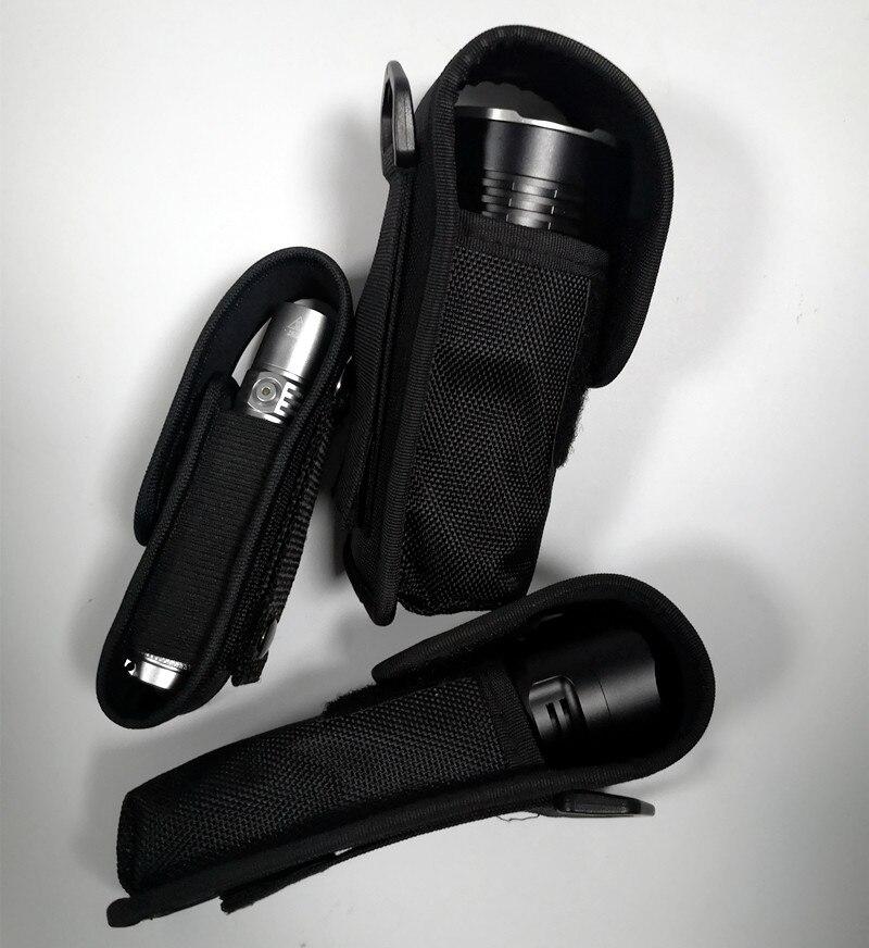 良質懐中電灯ホルスター懐中電灯保護ケースのための sofirn 懐中電灯