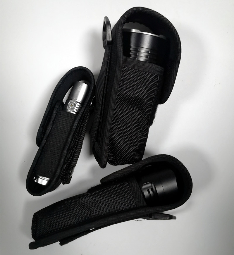 Buona qualità torcia elettrica della custodia per armi della torcia elettrica protegge la cassa per sofirn torcia elettrica