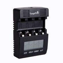 TangsFire BT-C2000 Nimh Battery Charger Intelligent Resistance Charger AA AAA C D 12V charger for topcon battery bt 52q bt 52qa total station