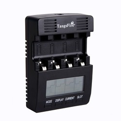 TangsFire BT-C2000 Ni-MH Battery Charger Intelligent Resistance Charger AA AAA C D 12V