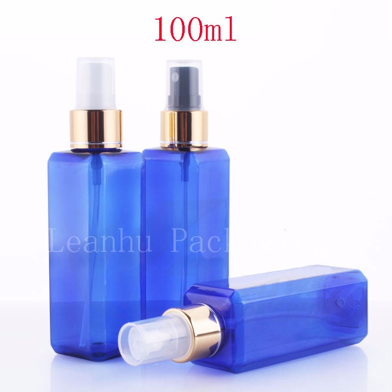 100ml-blue-square-bottle-with-gold-sprayer-(1)
