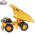 Aleación Diecast camión los modelos 1 : 72 de vehículo automóvil de ingeniería camión escala colección de juguete de regalo