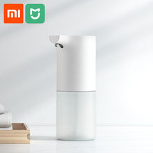 Xiaomi Mijia Original Auto Induction Foaming Hand Washer Automatic Wash Soap 0.25s Infrared Sensor for Smart Home Drop shipping xiaomi mijia lf eye massager cold warm auto smart temperature sensor control automatic sensor eyes relax usb rechargeable