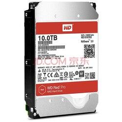 Dysk twardy WD RED Pro 10TB 3.5 ''dysk twardy NAS 7200 obr./min 256M pamięć podręczna SATA3 HDD 6 Gb/s WD100KFBX