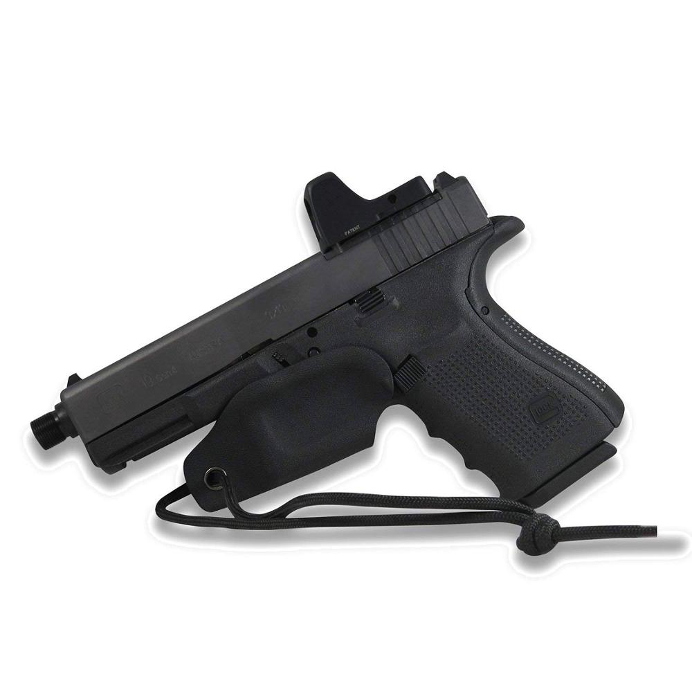 B.B.F MAKE Universal Glock KYDEX Trigger Guard Holster System Models Glock 17,19.20,21,22,23,24,26,27,29,30,31,32,33,34,--,40,41