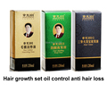 ZhangGuang 101 hair growth products set 3 bottles hair tonic anti hair loss oil control Guaranteed 100% genuine free shipping