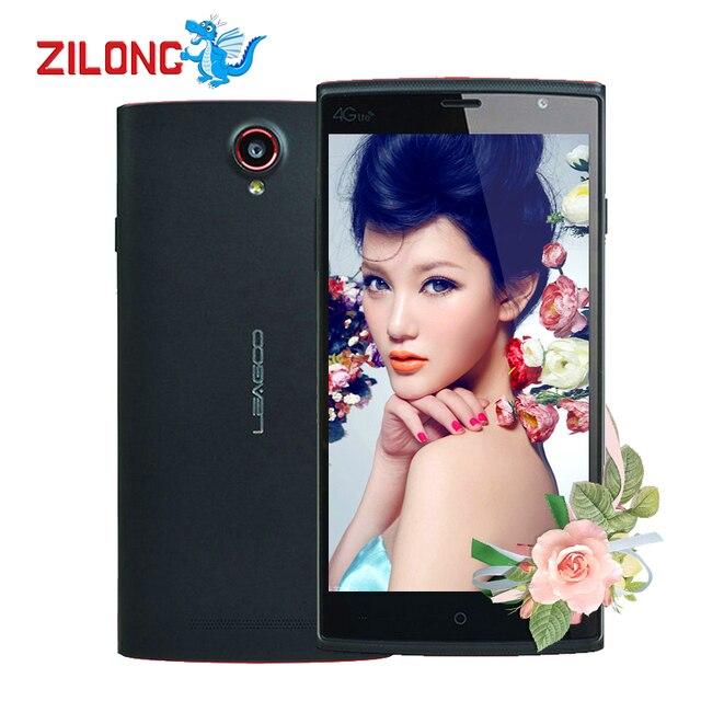 5.5Inch Leagoo Elite 5 Smartphone MTK6735 Quad Core Android 5.1 4G Moblie Phone 2GB RAM 16GB ROM 1280x720 13MP Phone