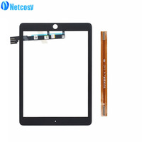 Netcosy Black White Touch Screen Digitizer Glass Panel Repair For Ipad Pro 9 7 Tablet Touch