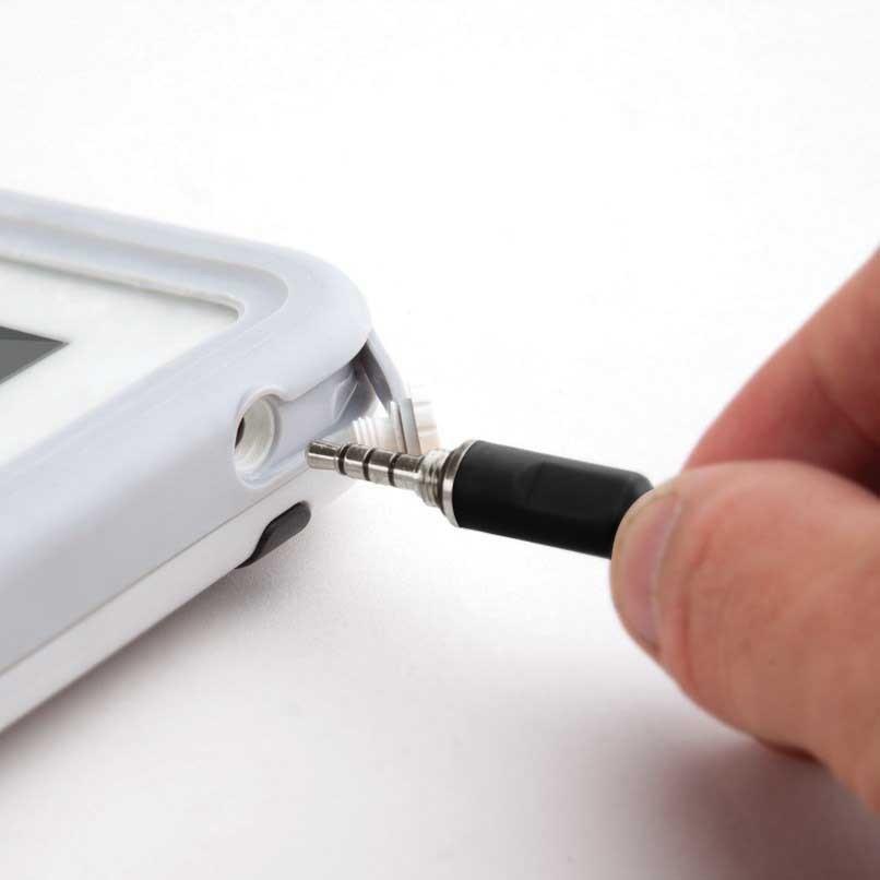 H032-11 20Pcs 3.5mm Audio Jack Plug Headphone male Connector 3.5mm jack plug 3.5 stereo plug Black Plastic LX1 Housing