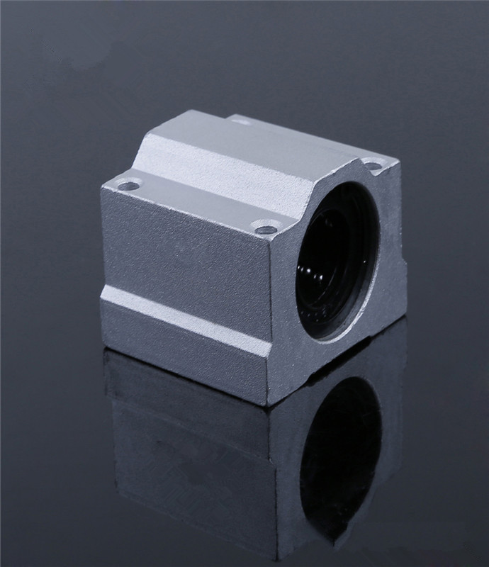 SC16UU SCS16UU Linear Ball Bearing Block 16mm Linear Slide Block CNC Router linear slide 3d printer parts