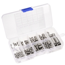 Thread Repair Insert 150Pcs/Set 304 Stainless Steel Kit M3 M4 M5 M6 M8 With Box For Tools Brand new
