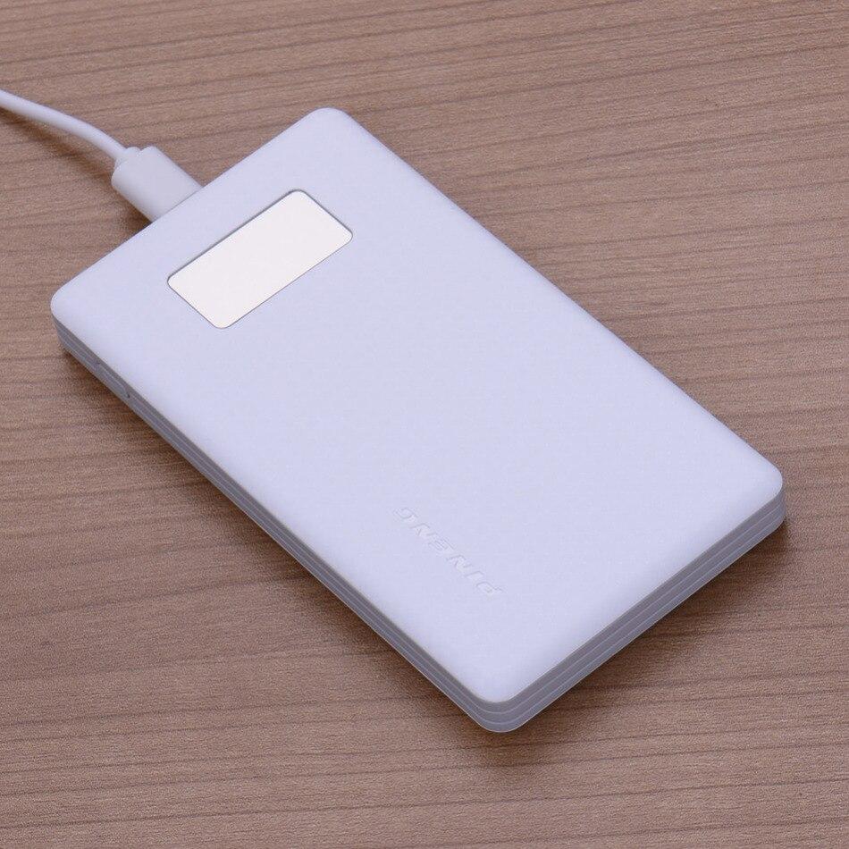 Banco do Poder lcd portátil li-polímero bateria usb Tipo : Emergencial / Portátil