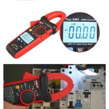 UNI-T Multimeter Clamp UT216B True RMS Digital Meters Auto Range Current For DC