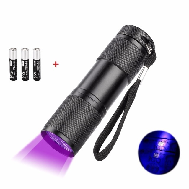 Checker 35Off Cash Lamp Uv Flashlights 68 Violet Aaa Us1 Ink Detection 395nm Battery 9 Torch Ultra Flashlight In Led Light For Marker Ifb6Y7vgy