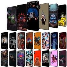 Lavaza Travis Scott A$AP Rocky Soft Case for Apple iPhone 6 6S 7 8 Plus 5 5S SE X XS MAX XR TPU Cover