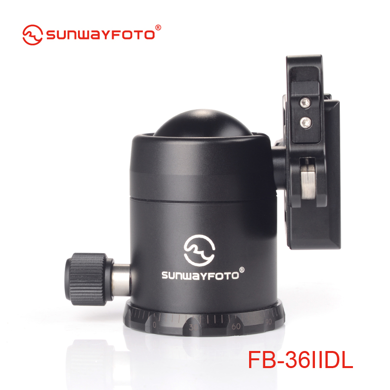 SUNWAYFOTO FB-36IIDL DSLR 카메라 삼각대 볼 헤드 용 - 카메라 및 사진 - 사진 2