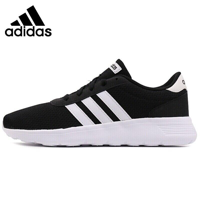 все цены на Original New Arrival 2018 Adidas NEO Label Lite Racer Unisex Skateboarding Shoes Sneakers онлайн