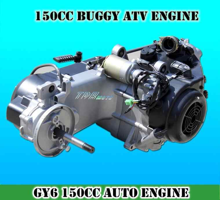 Detail Feedback Questions about GY6 150CC FULLY AUTO REVERSE