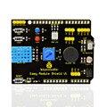 Бесплатная доставка! keyestudio многоцелевой Щит V1 для arduino starter