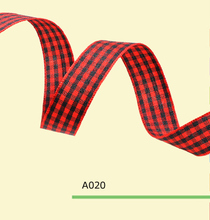 0.75″ Inch 1.8cm Scottish Tartan Ribbons