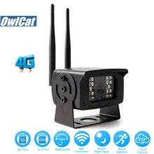 OwlCat HD 1080 P Водонепроницаемый 3g/4G sim-карты WI-FI IP Камера Открытый Мини CCTV Камера 2.0MP удаленного просмотра микрофон/Audio SD слот P2P