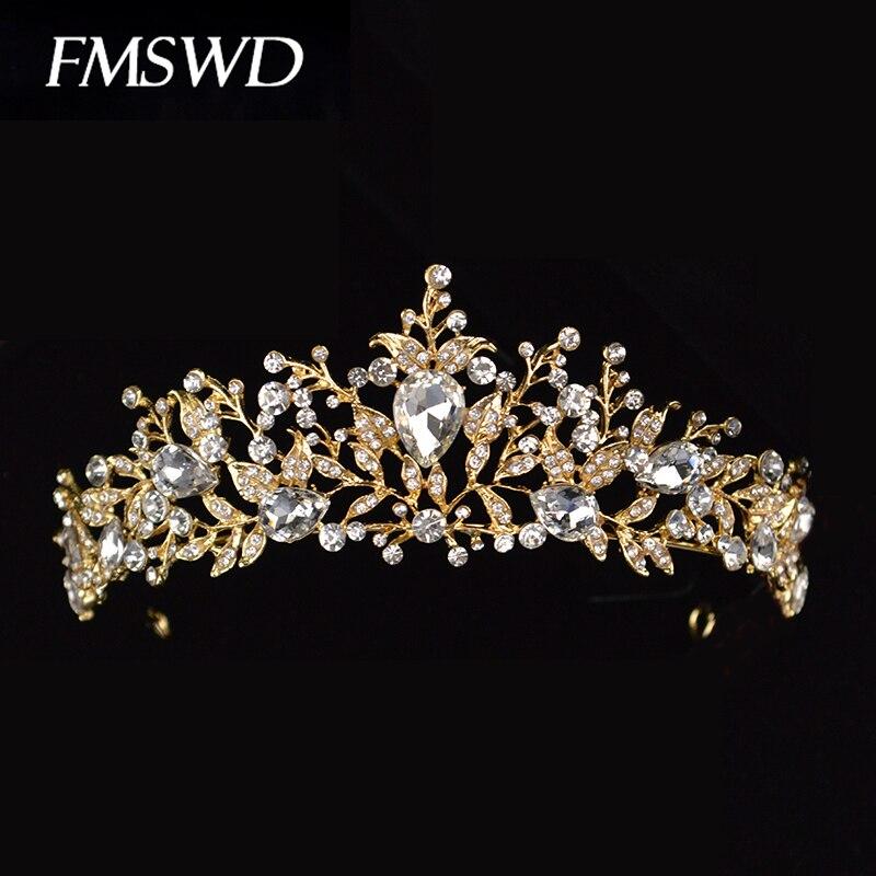 Tiaras Dance Crystal Hair Piece Ballet Stage Girls Accessories Diamante Crown UK