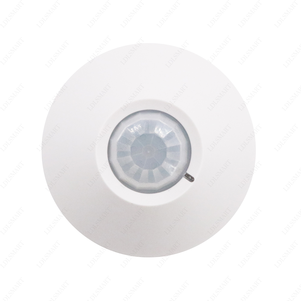 Image 2 - 1 piece Wired 360 Degree Detection Ceiling PIR Infrared Motion Sensor-in Sensor & Detector from Security & Protection