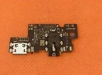 Usado Placa Original Carga Plugue USB Para UMIDIGI A3 MT6739 Quad Core Frete grátis