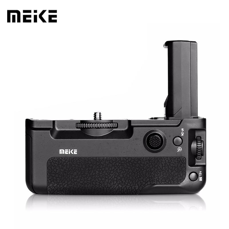 Meike MK-A9 Dikey Pil Kolu El Grip Dikey Sony Alpha A9 A7R III A7RIII Kamera olarak VGC3EMMeike MK-A9 Dikey Pil Kolu El Grip Dikey Sony Alpha A9 A7R III A7RIII Kamera olarak VGC3EM