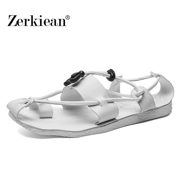 5e6a0b82f2094 Chinese Style Hollowed Out Sandals New Summer Tide Mens Slippers Fashion  Men Sandals Outdoor Breathable Beach Shoes